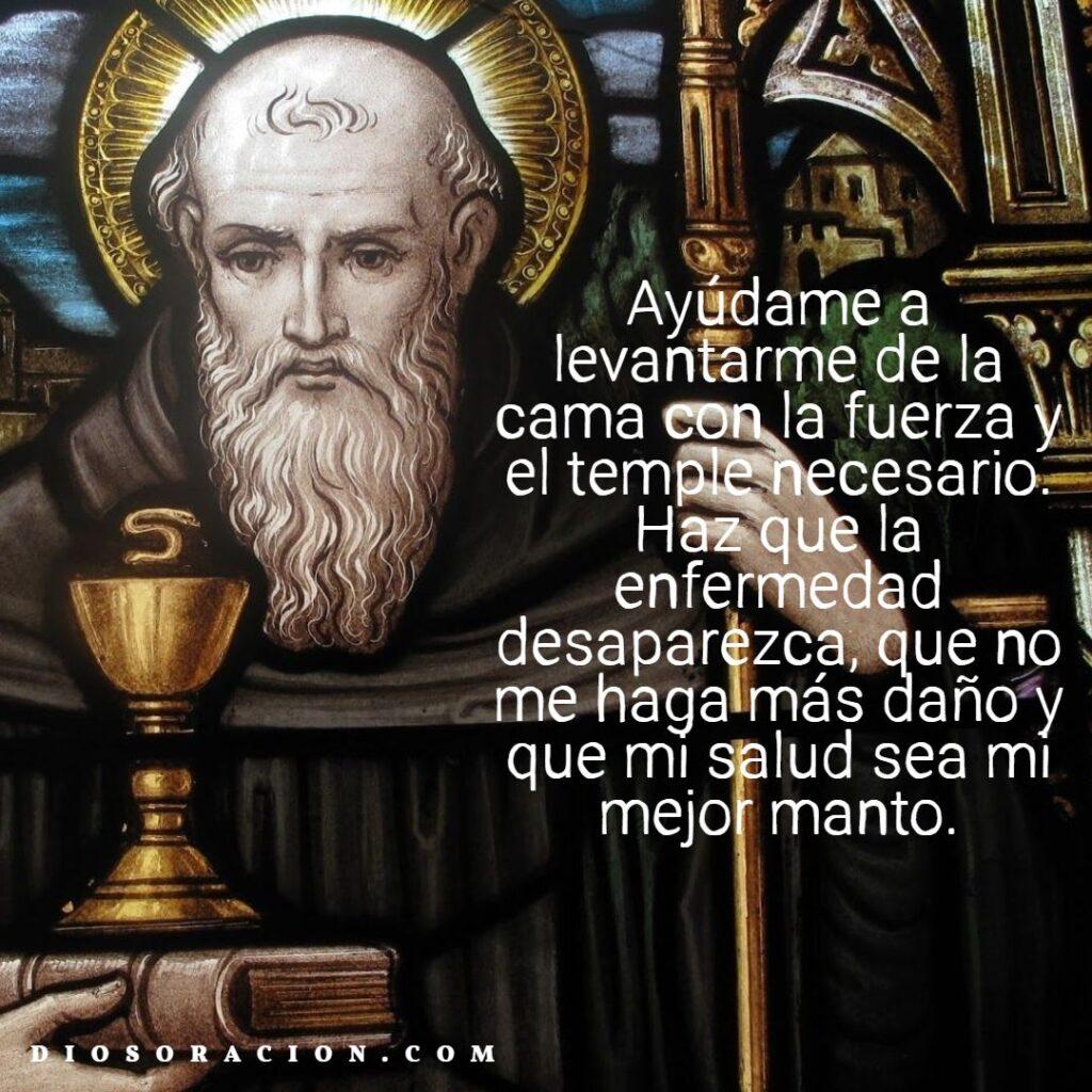 Oración a San Benito para la Salud