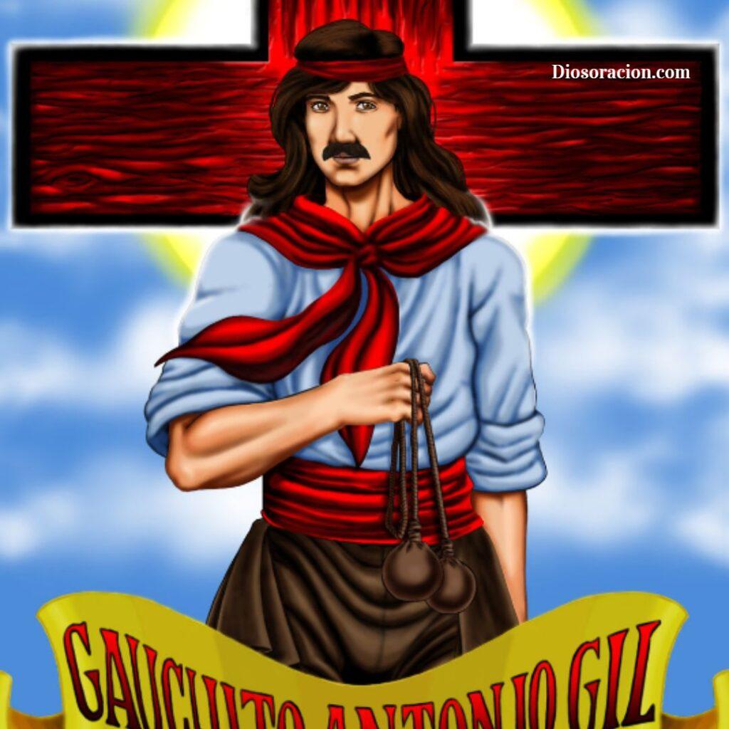 Oración al Gauchito Gil