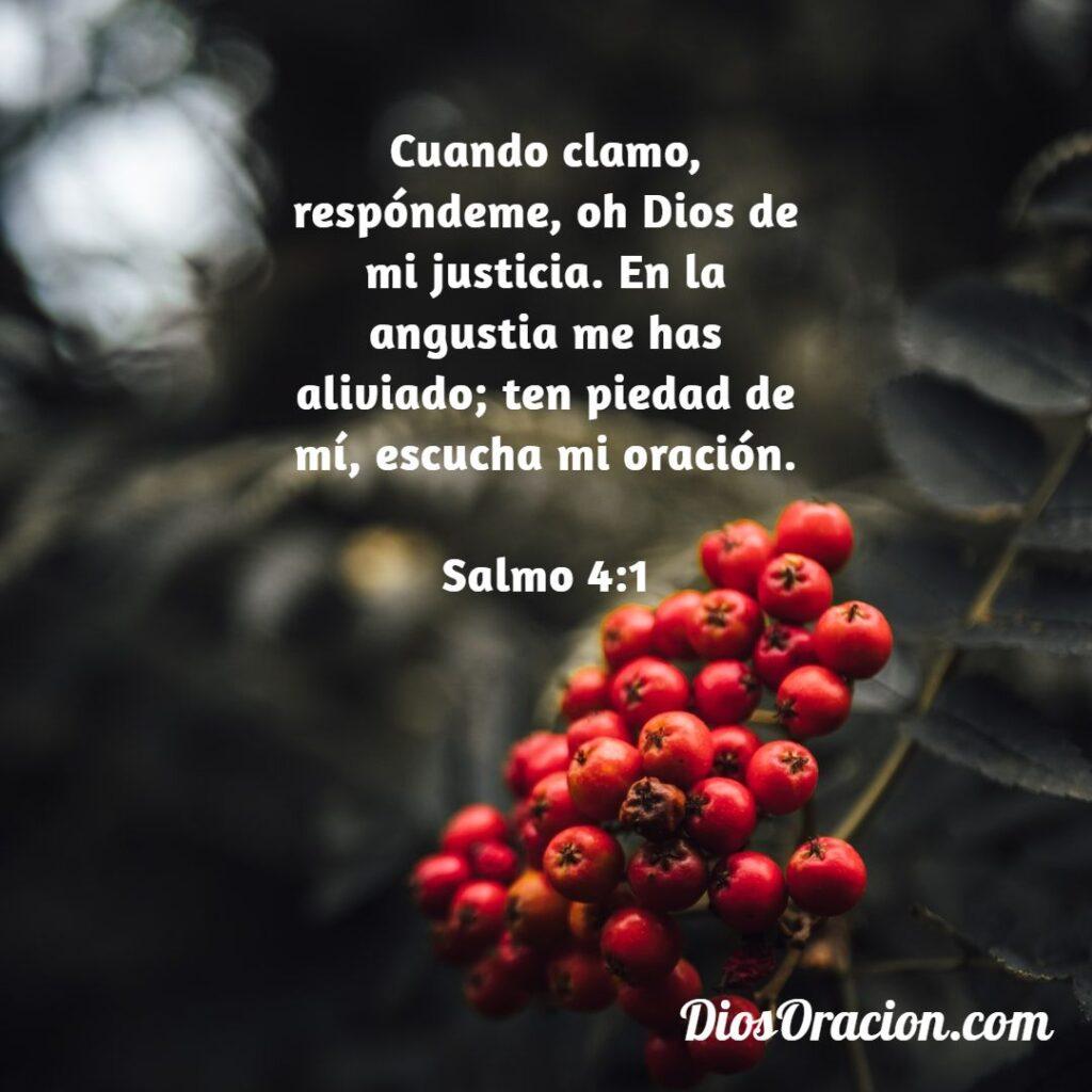 Salmos de limpieza espiritual
