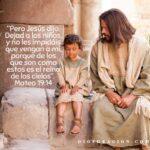 Versículos Cortos para Niños