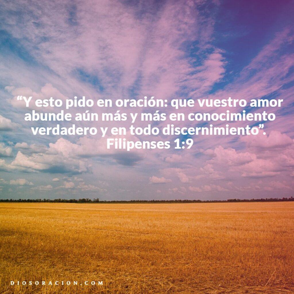 Versículos sobre el Amor de Dios