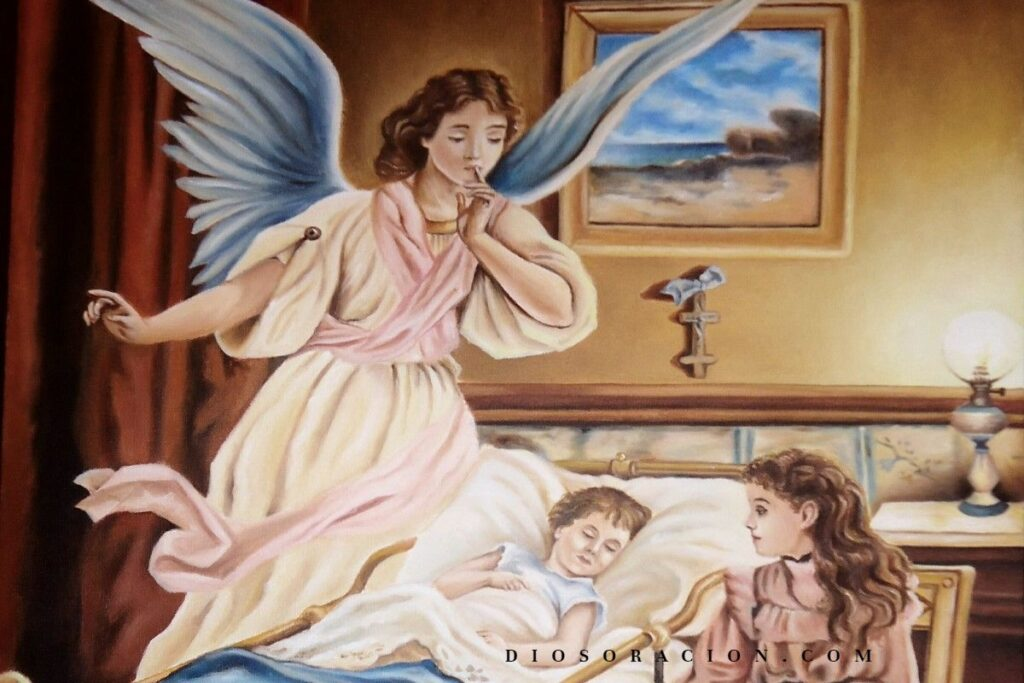 Ángel de la Guarda Oración
