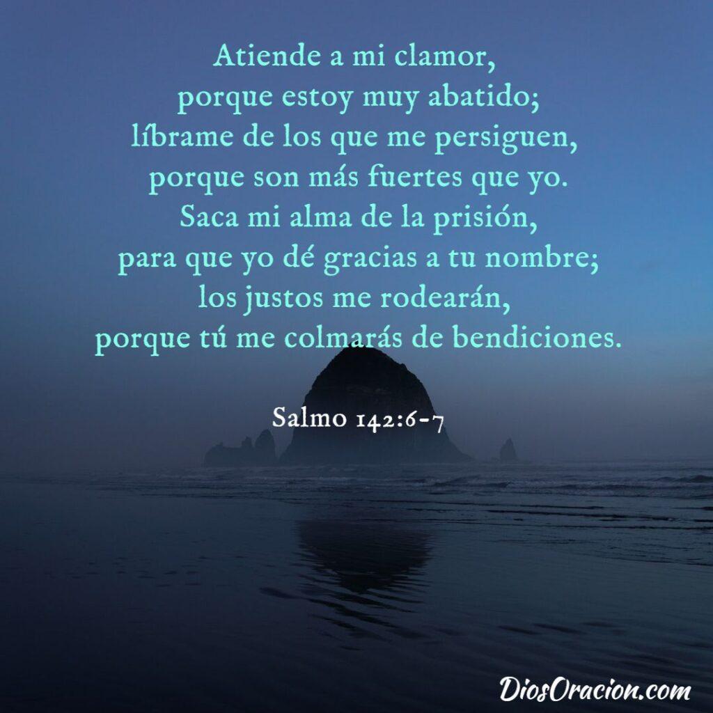 Salmo Contra la Envidia 142
