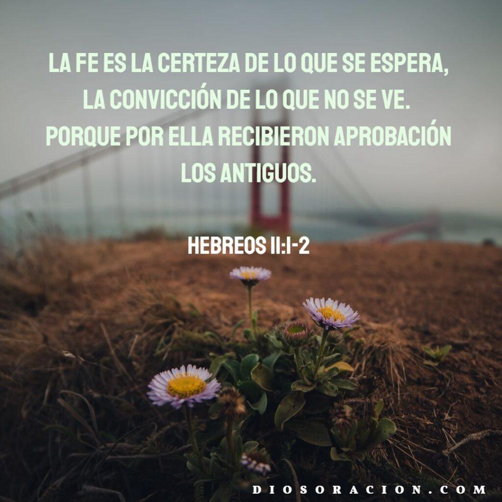 Versículos Esperanza y Ánimo