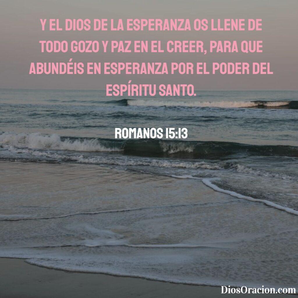 Nuestra Esperanza está en Dios